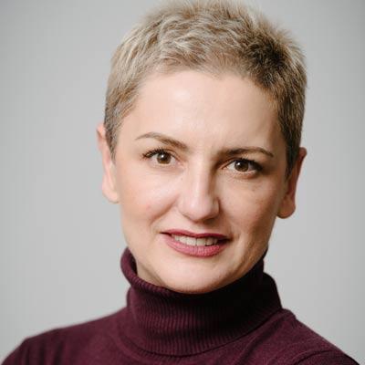 Ivana Dojcinovska Stojanovic – Panelist